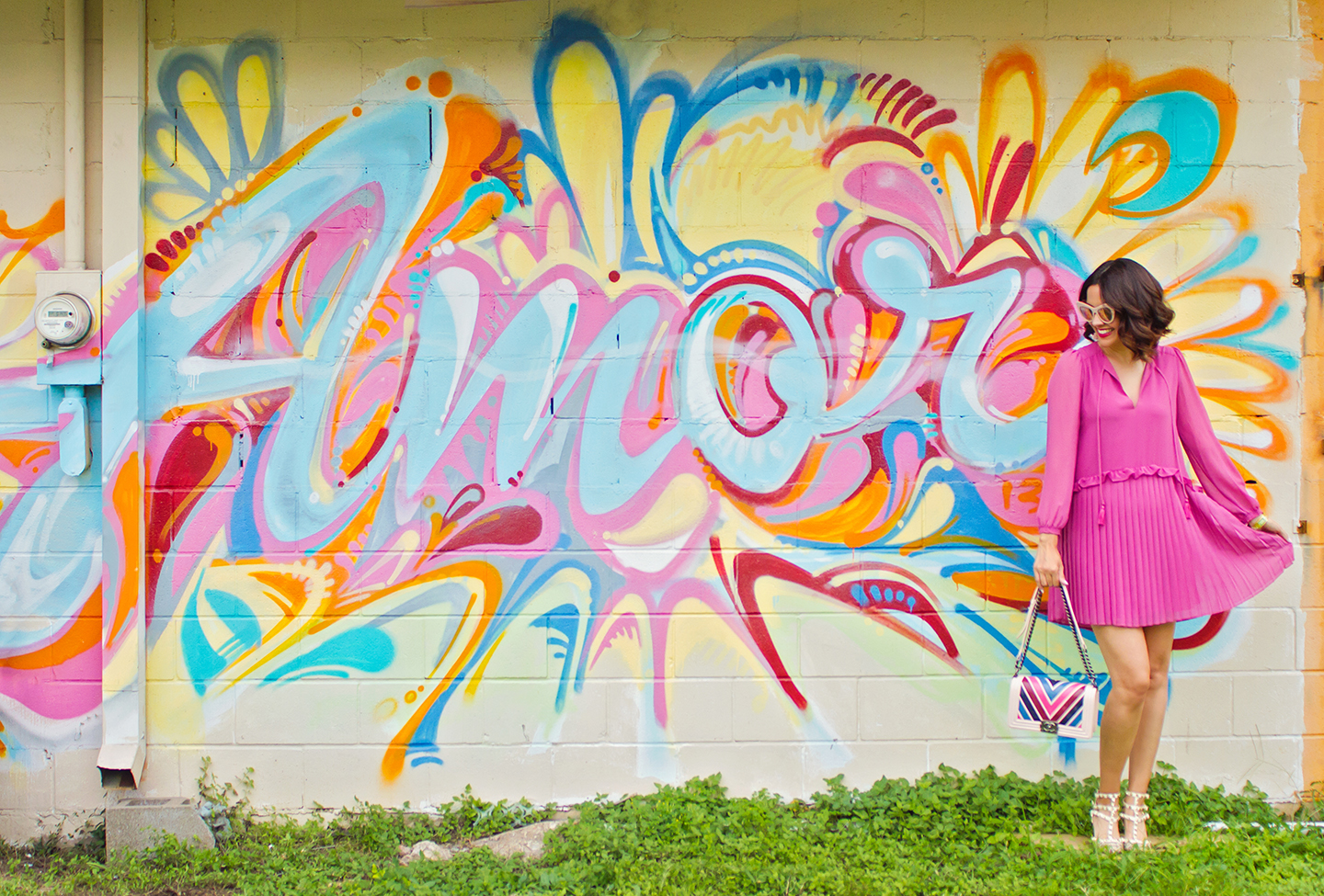 City Wall Murals The Most Comprehensive Guide To Houston S Colorful Walls